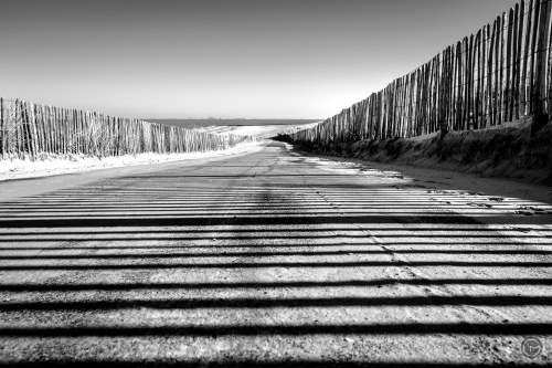Highway to the beach